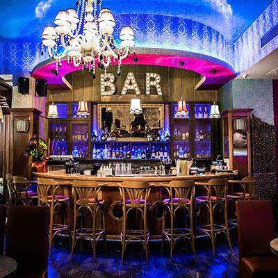 Διακόσμηση Φωτισμός Εστίασης bar