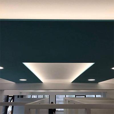 Φωτισμός Οροφής με γυψοσανίδα